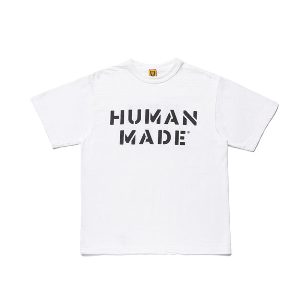 T-Shirt #1914 - White-Human Made-SUPPLIES & COMPANY