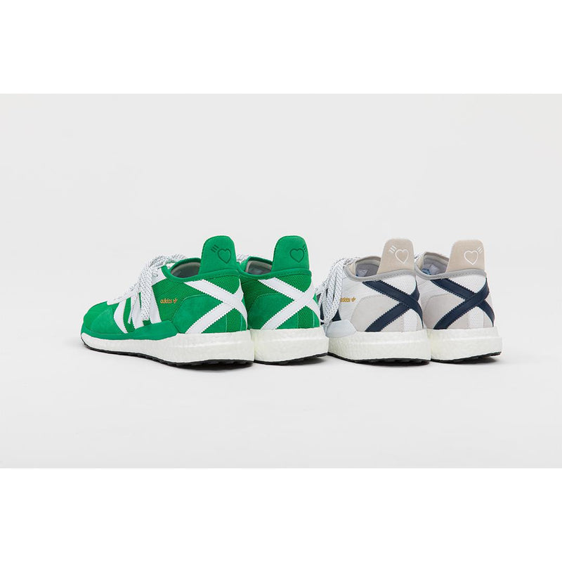Human Made x adidas Tokio Solar HM - FTWR White / Collegiate Navy / Core Black SUPPLIES AND CO