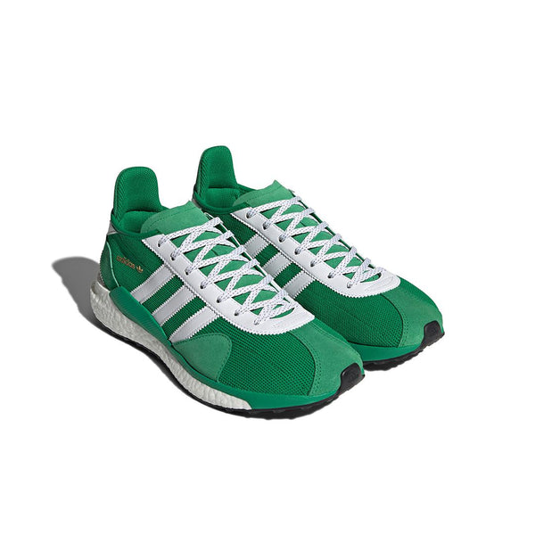 Human Made x adidas Tokio Solar HM - Green / FTWR White / Green SUPPLIES AND CO