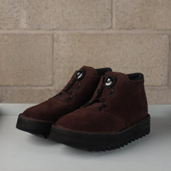 I Ripple Desert Boots - Brown SUPPLIES AND CO