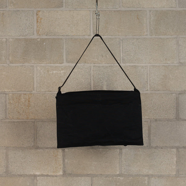Square Shoulder Bag - Black-Kaptain Sunshine-SUPPLIES & COMPANY