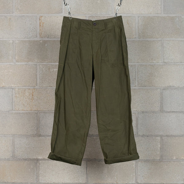 20SBM-P02136 Pants - Khaki-kolor / BEACON-SUPPLIES & COMPANY