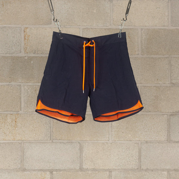 Equipment Board Shorts - Navy-meanswhile-SUPPLIES & COMPANY