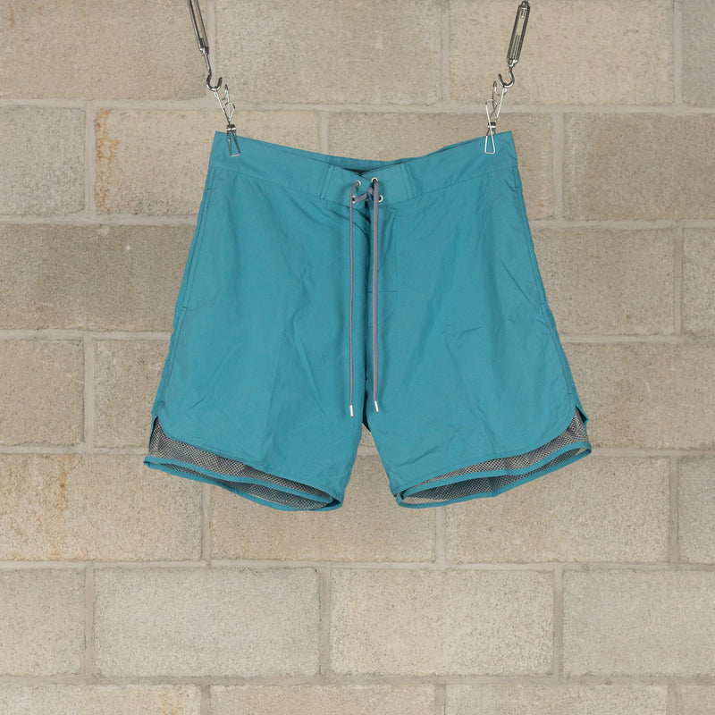 Equipment Board Shorts - Smokey Blue-meanswhile-SUPPLIES & COMPANY