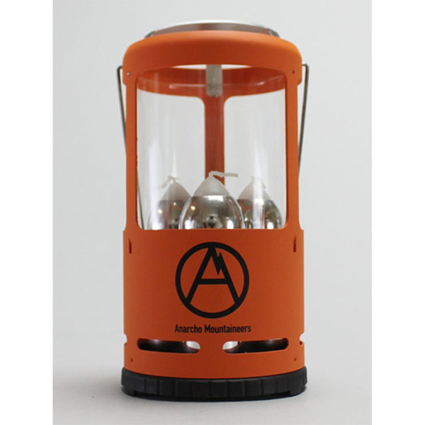 Anarcho Lantern - Orange-Mountain Research-SUPPLIES & COMPANY