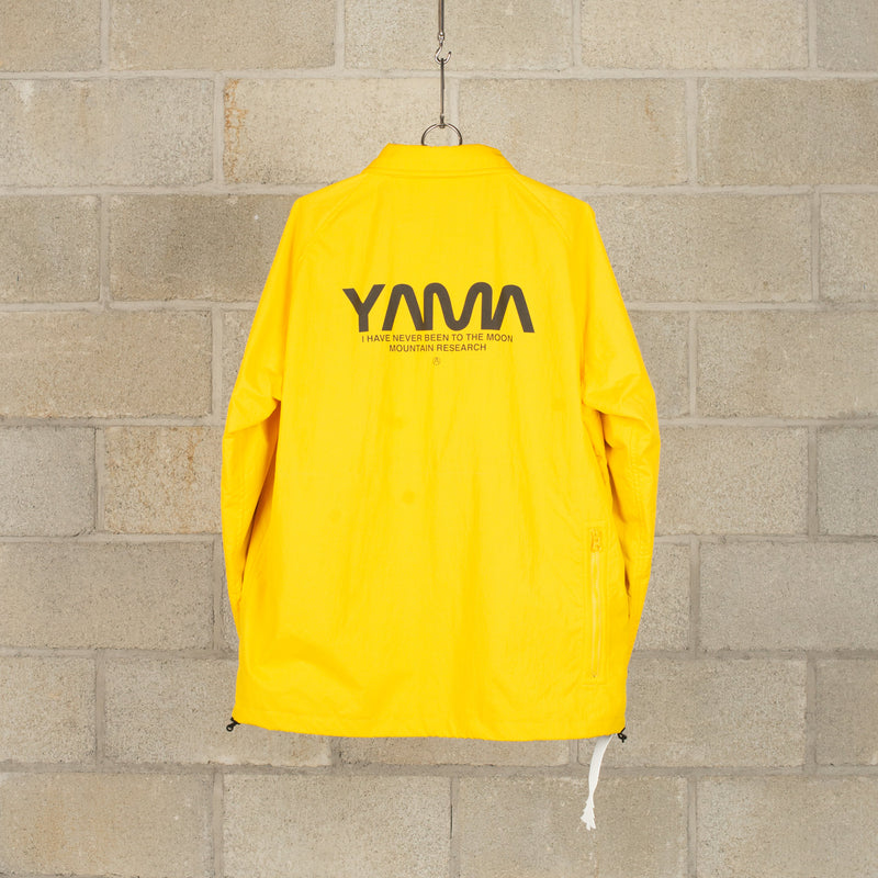 Coach Jacket - Yellow-Mountain Research-SUPPLIES & COMPANY