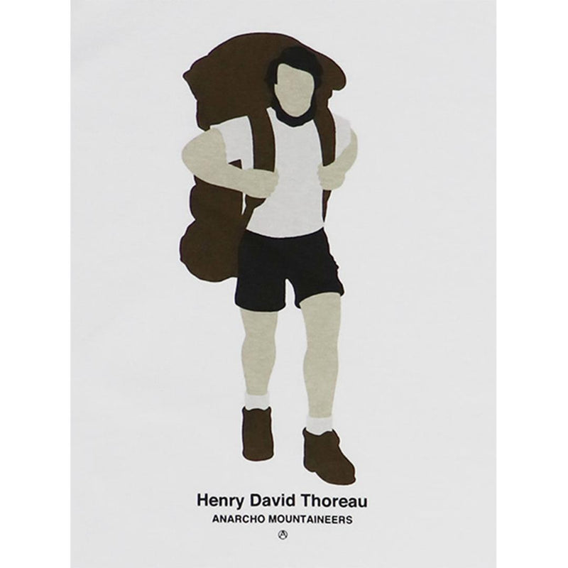 HENRY (Mountain Man(s)) T-Shirt - White-Mountain Research-SUPPLIES & COMPANY