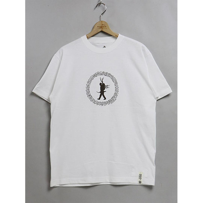 Horn Collector T-Shirt - White-Mountain Research-SUPPLIES & COMPANY