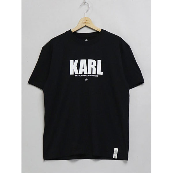 KARL Short / Sleeve T-Shirt - Black-Mountain Research-SUPPLIES & COMPANY