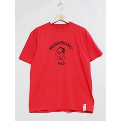 MAO (4 Heads) T-Shirt - Red-Mountain Research-SUPPLIES & COMPANY
