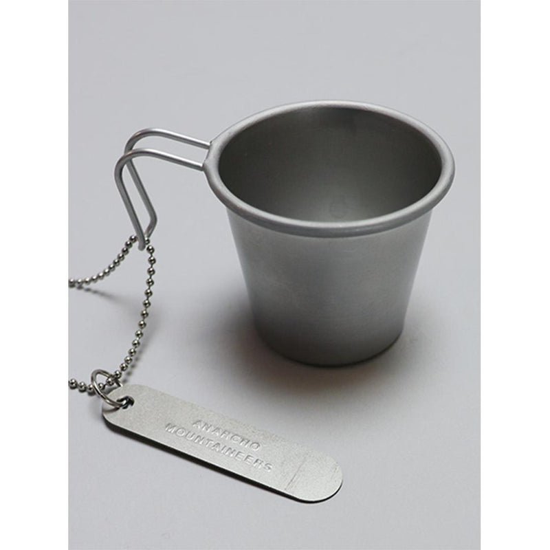 Mini Mug And Chain Necklace - Titanium-Mountain Research-SUPPLIES & COMPANY