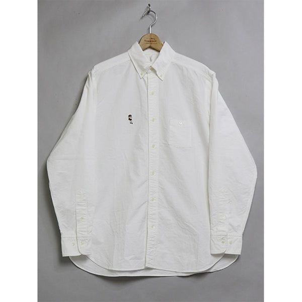 Mountain Man(s) B.D. Shirt / HENRY - White-Mountain Research-SUPPLIES & COMPANY