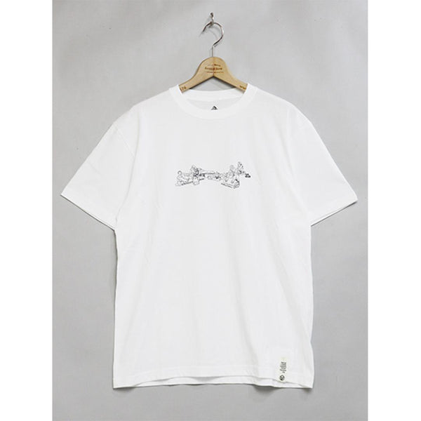 Mountain Man(s) (Camp) T-Shirt - White-Mountain Research-SUPPLIES & COMPANY