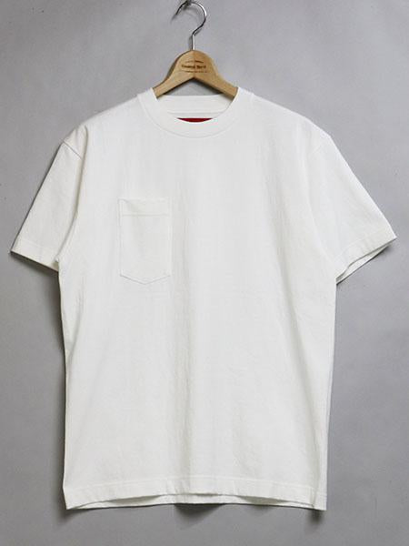 Pocket T-Shirt (Lefty) - White