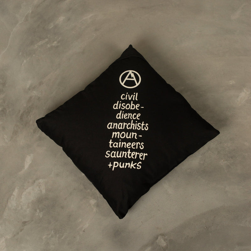 Protester Pad (Slogan) - Black-Mountain Research-SUPPLIES & COMPANY