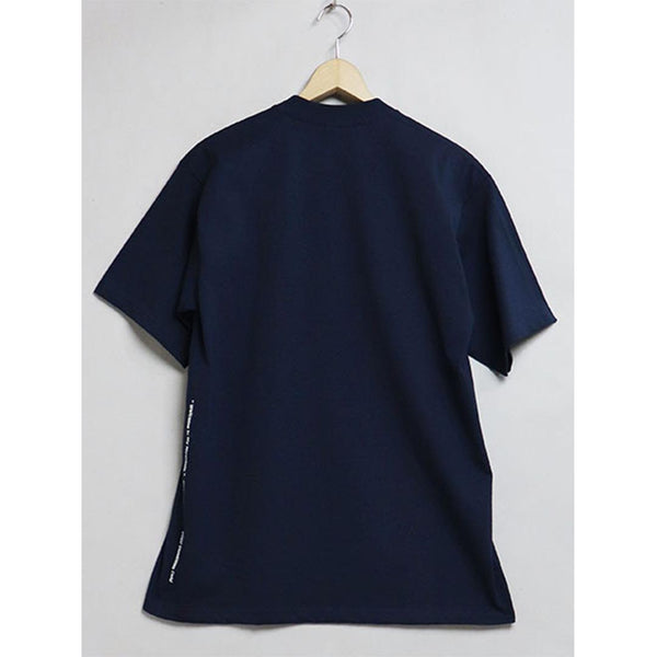Two Mountaineers T-Shirt - Navy
