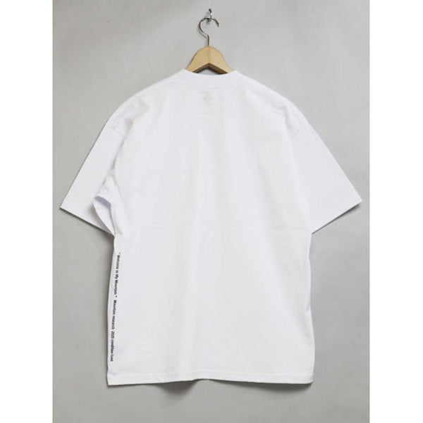 Two Mountaineers T-Shirt - White