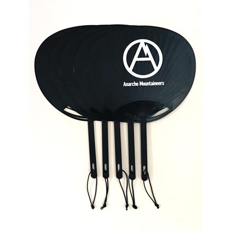 Uchiwa - Black-Mountain Research-SUPPLIES & COMPANY