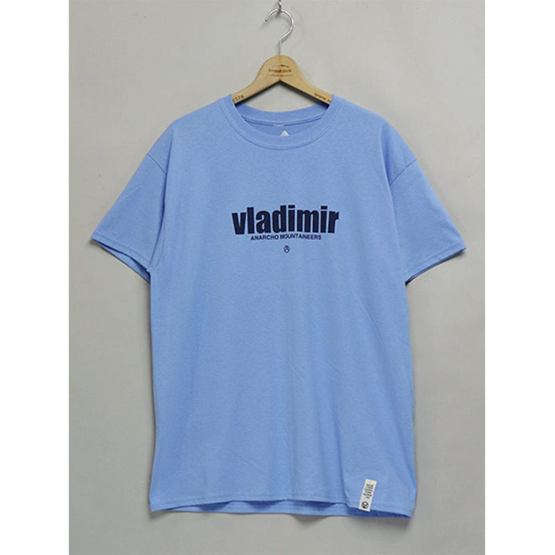 VLADIMIR Short Sleeve T-Shirt - Sax-Mountain Research-SUPPLIES & COMPANY