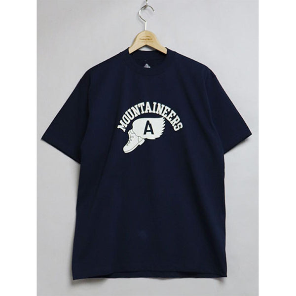Wing Boots T-Shirt - Navy