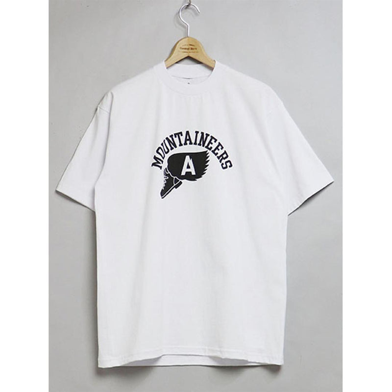 Wing Boots T-Shirt - White
