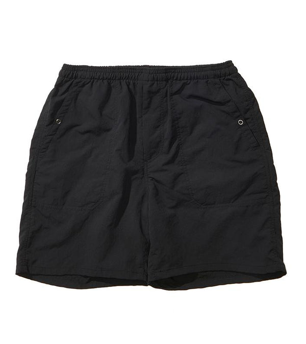 ALPHADRY Easy Shorts - Black-nanamica-SUPPLIES & COMPANY