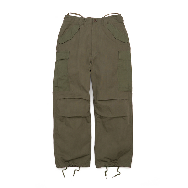 nanamica Cargo Pants - Khaki SUPPLIES AND CO