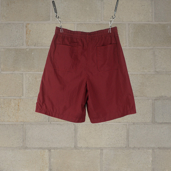 nanamica Gingham Reversible Deck shorts SUPPLIES AND CO