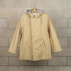 GORE-TEX Short Soutien Collar Coat-nanamica-SUPPLIES & COMPANY