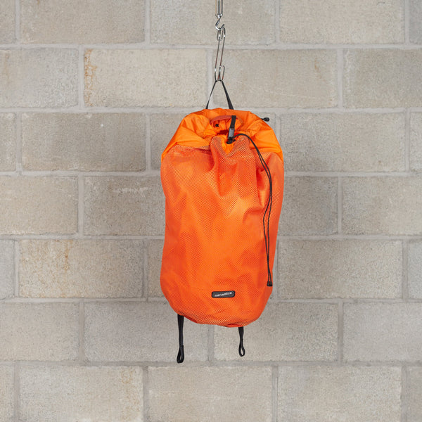 nanamican Packable Mesh Day Pack - Orange-nanamica-SUPPLIES & COMPANY