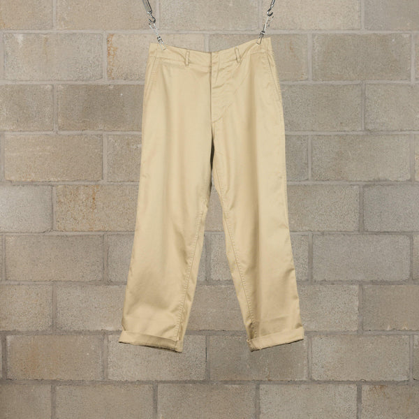 Wide Chino Pants-nanamica-SUPPLIES & COMPANY