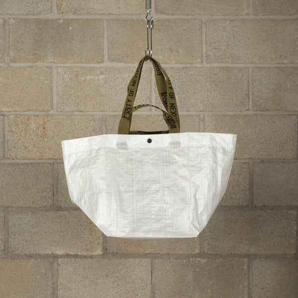 NEXUSVII. All Weather 2Way Tote (L) - Clear SUPPLIES AND CO