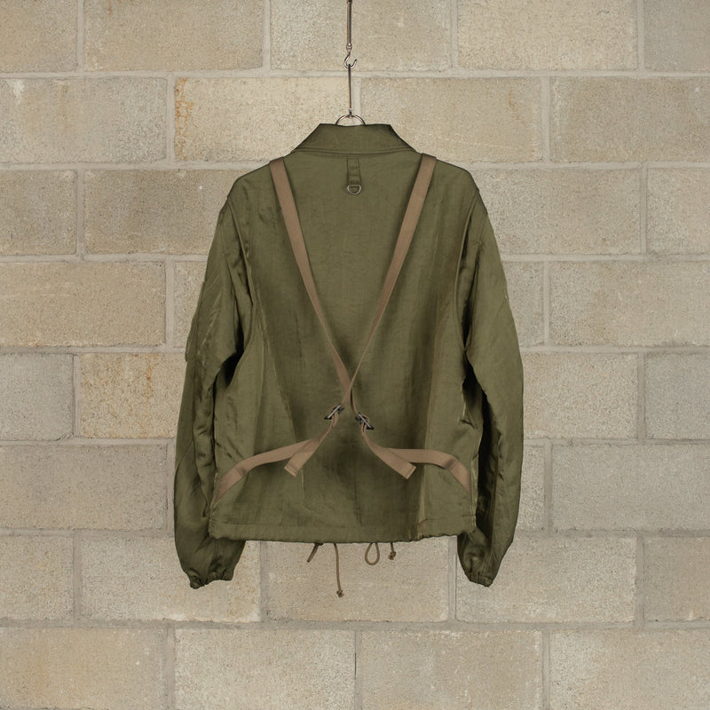 CWU Coach Jacket - Olive-NEXUSVII.-SUPPLIES & COMPANY