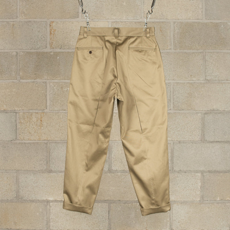 Non Bondage Pants - Beige-NEXUSVII.-SUPPLIES & COMPANY