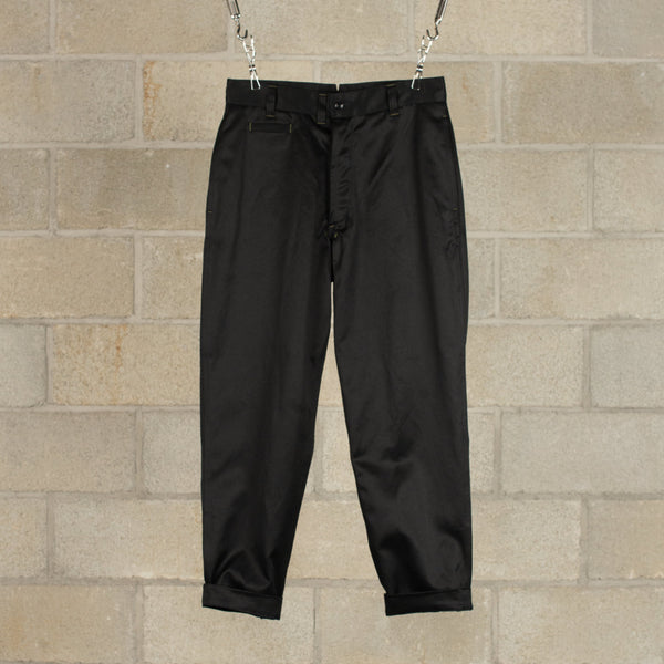 Non Bondage Pants - Black-NEXUSVII.-SUPPLIES & COMPANY