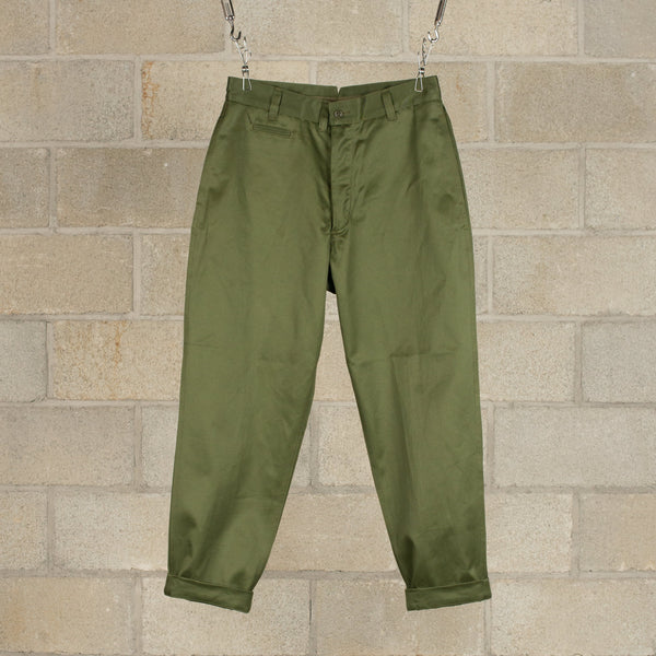 Non Bondage Pants - Olive-NEXUSVII.-SUPPLIES & COMPANY