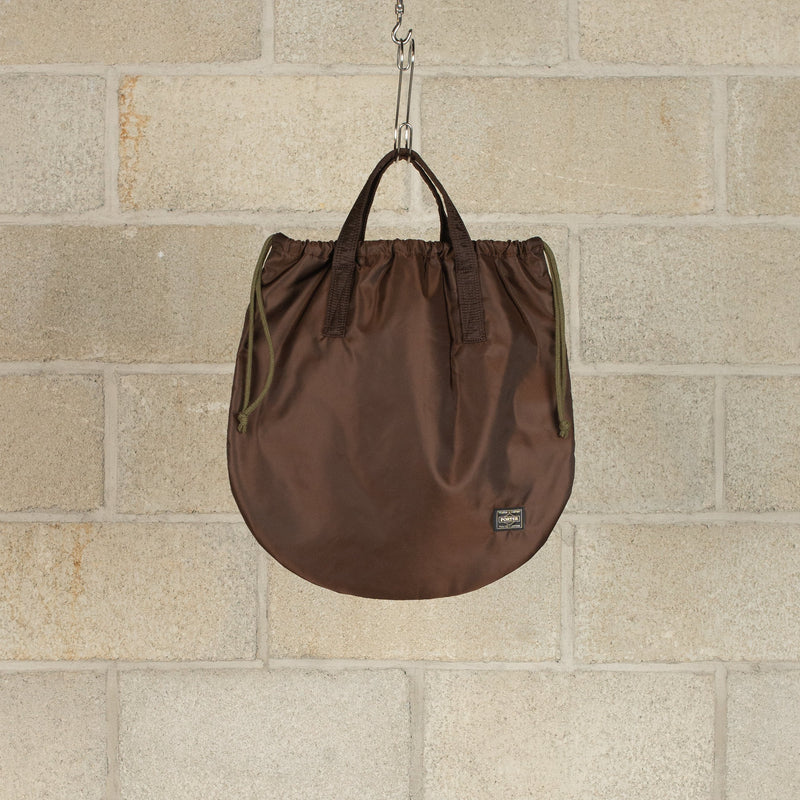 Porter Raf Helmet Bag - Brown Special-NEXUSVII.-SUPPLIES & COMPANY