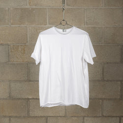 NEXUSVII. W-Face T-Shirt - White SUPPLIES AND CO