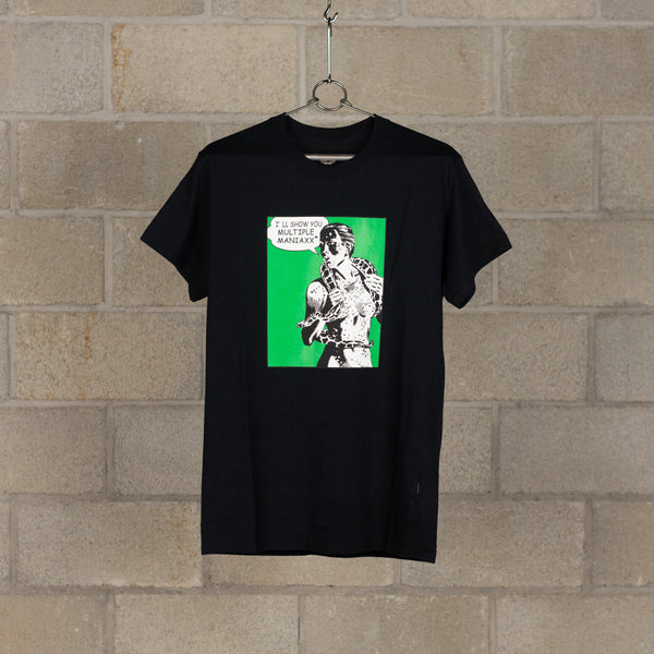 Zhora T-Shirt - Black / Green-NEXUSVII.-SUPPLIES & COMPANY
