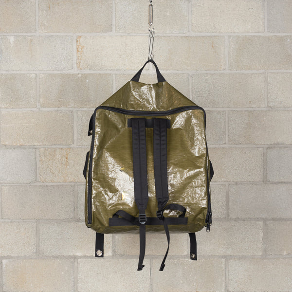 1201-AC06 Backpack - Khaki-N.Hoolywood-SUPPLIES & COMPANY