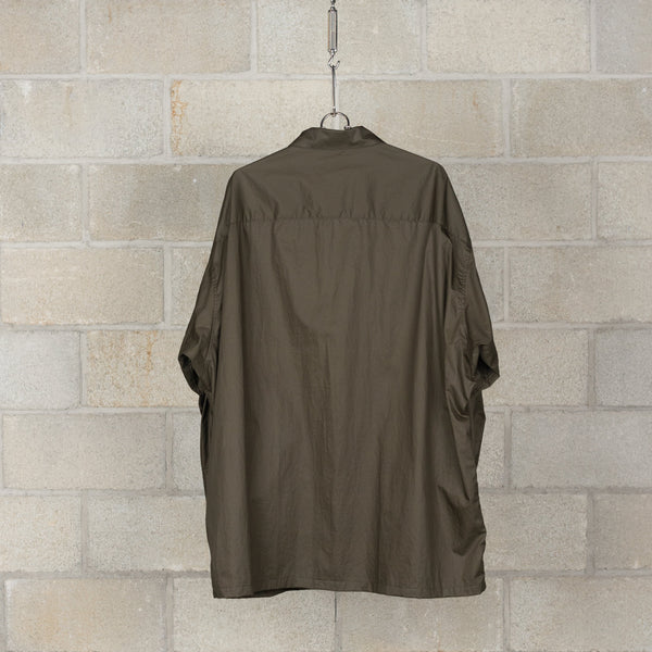 1201-BL08-005 Shirt - Khaki-N.Hoolywood-SUPPLIES & COMPANY