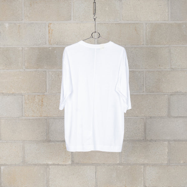 21RCH-001 T-Shirt - White-N.Hoolywood-SUPPLIES & COMPANY