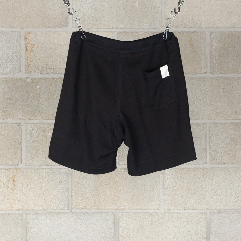 54PIECES Sweat Shorts - Black-N.Hoolywood-SUPPLIES & COMPANY