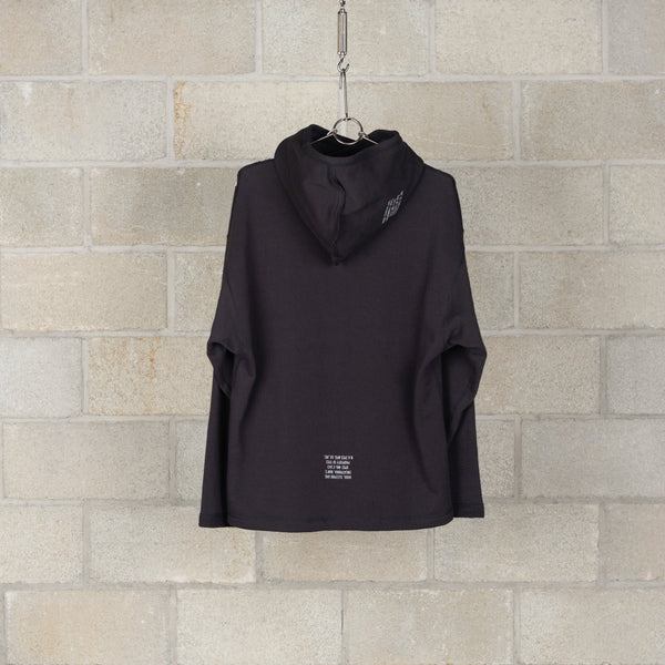 9201-CS01-065 Hoodie - Black-N.Hoolywood-SUPPLIES & COMPANY
