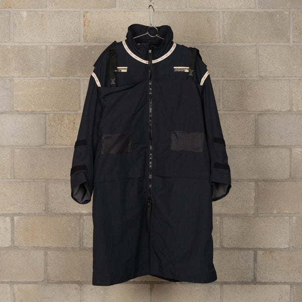 992-CO01-62 Coat - Black-N.Hoolywood-SUPPLIES & COMPANY