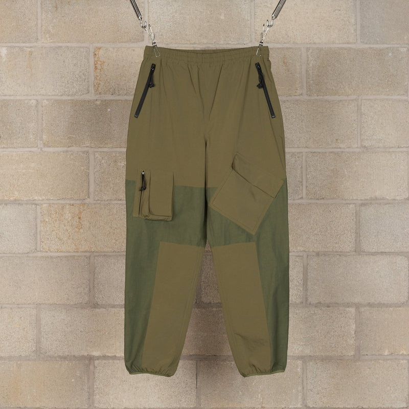 992-CP02-63 Pants - Khaki-N.Hoolywood-SUPPLIES & COMPANY