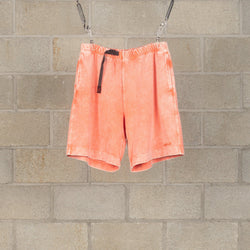Acid Washed Shorts - Pink-N.Hoolywood-SUPPLIES & COMPANY