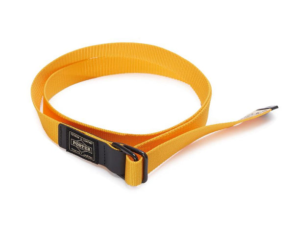 TPES-AC02 Belt - Yellow-N.Hoolywood-SUPPLIES & COMPANY