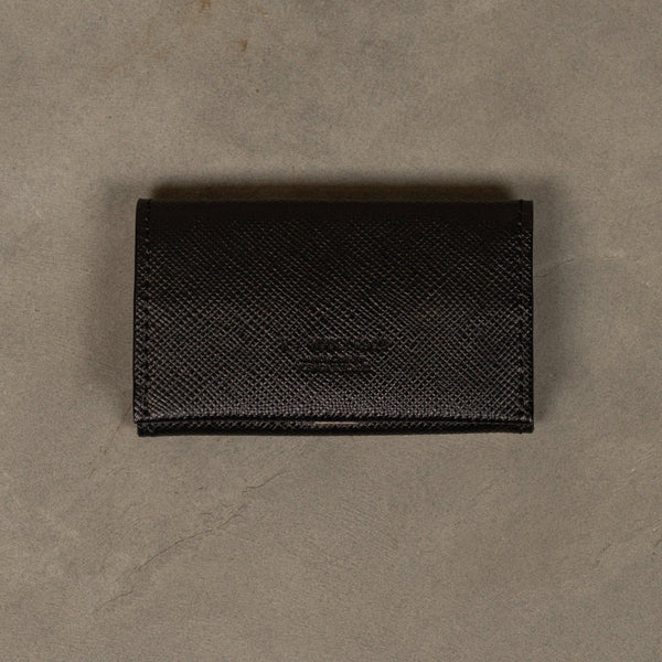 Adjustable Coin Case - Black-N.Hoolywood x Porter-SUPPLIES & COMPANY