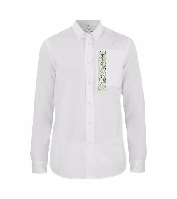 Snake Patch Shirt-OAMC-SUPPLIES & COMPANY